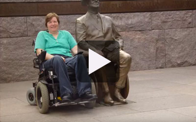 Advocacy in spinal cord injury and Elizabeth Fetter's story